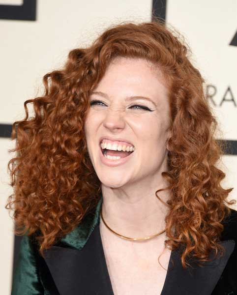 Jess+Glynne+57th+GRAMMY+Awards