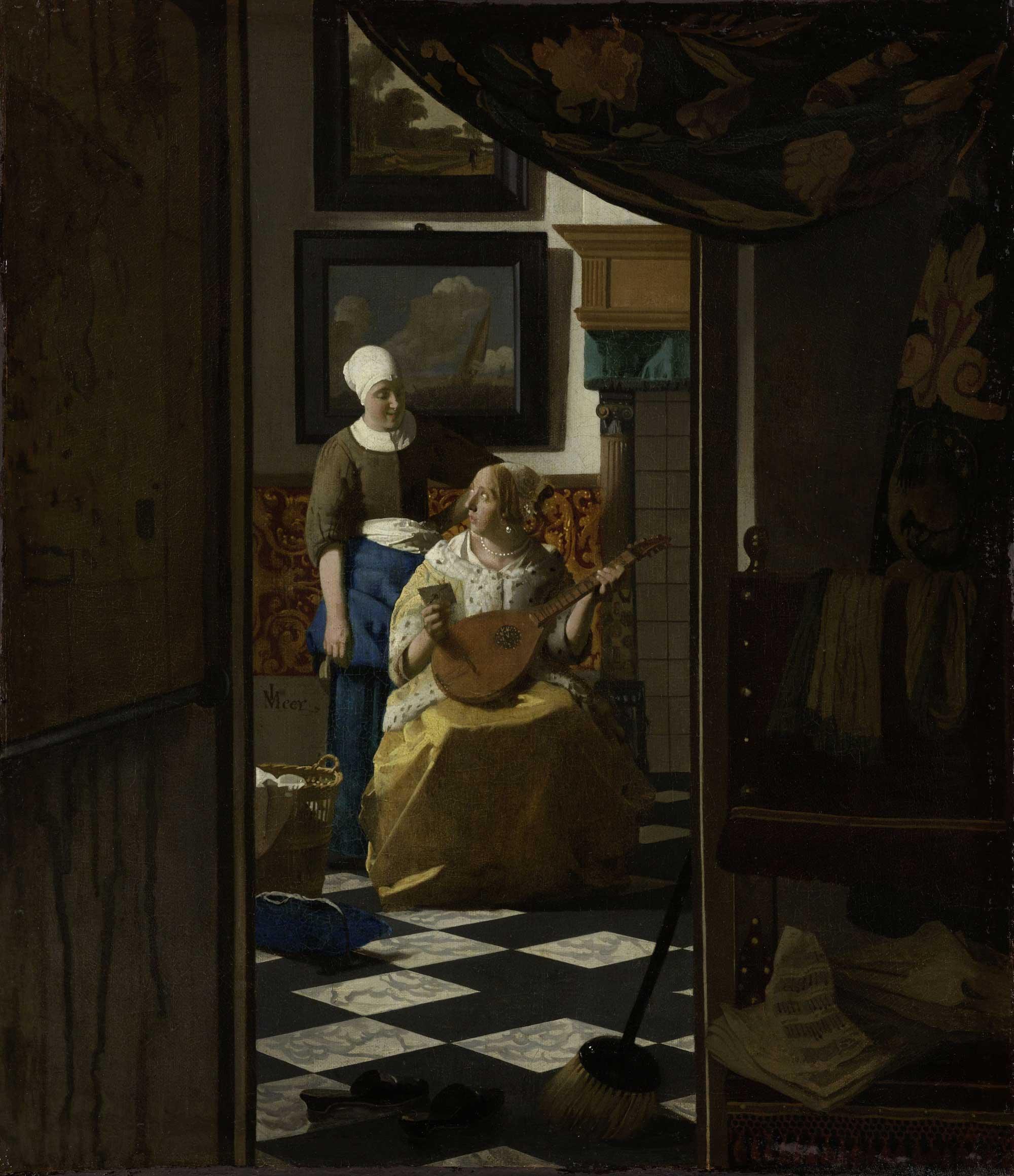 rijksmuseum schilderijen eregalerij